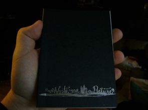 Limited Edition Sage Francis Notebooks