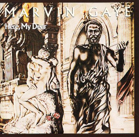 "Marvin Gaye's ""Here, My Dear"""