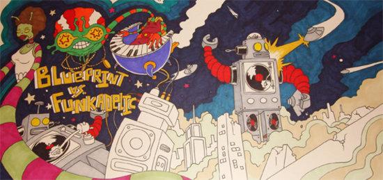 Blueprint vs funkadelic advance album download grndgd blueprint vs funkadelic malvernweather Choice Image