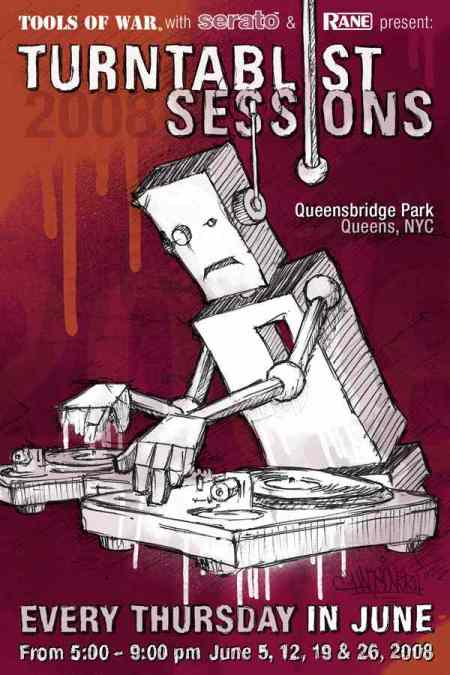 Turntablist Sessions