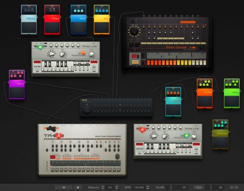 hobnox the online drum machine and sequencer grndgd