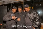 Mighty Mike C, Johnny Wa and Grandmaster Caz