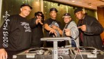 Kool DJ Red Alert, JDL, Marley Marl and DJ Polo