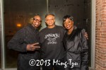 Reggie Reg, Kool DJ Red Alert and Missy Dee