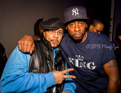 The Devastating Tito and Pete Rock