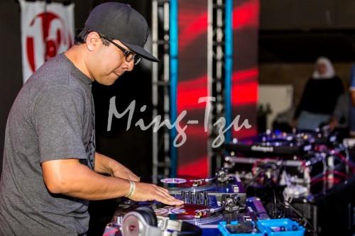 DJ Etronik (winner of 2013 DMC NYC, and Battle for World Supremacy DJ Battles)