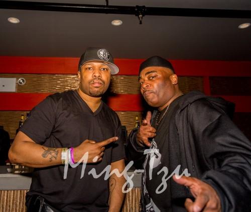 DJ Scratch and DJ Polo