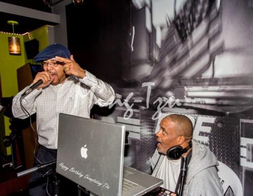 Devastating Tito and DJ Hollywood