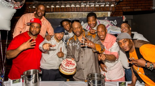 Rayvon, Krazy Eddie, Devastating Tito, Pow Wow, Grandmaster Caz, Troy Buckery, DJ Hollywood and Stevie D