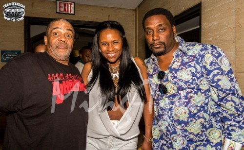 DJ Hollywood, Sweet Tee and Big Daddy Kane