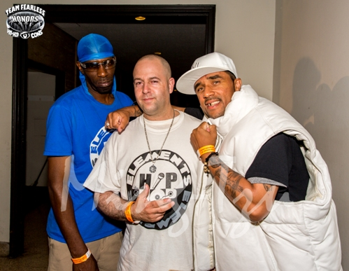 Elements Of Hip-Hop (Grandwizard Rasheen, DJ Mercury and Mikey D)