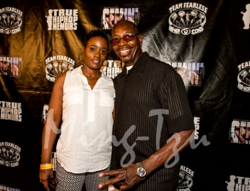 Missy Dee and Reggie Reg (Crash Crew)