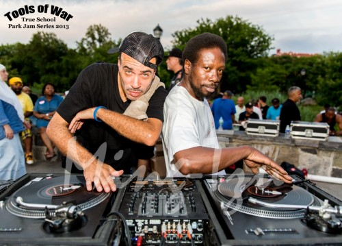 DJ Cash Money and Jazzy Jay